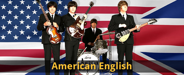 American English - Beatles Tribute Band Event Image