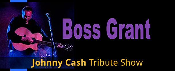 Boss Grant (Johnny Cash Tribute Show) Event Image