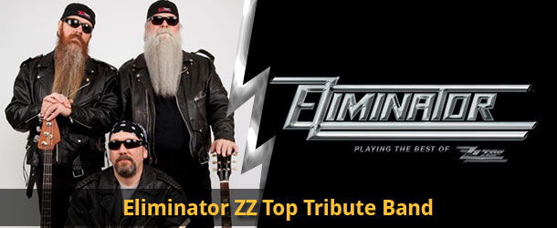 Eliminator ZZ Top Tribute Band Event Image
