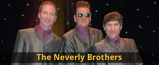 The Neverly Brothers Event Image