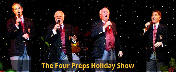 The Four Preps Holiday Show Event Image
