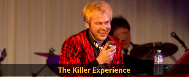 The Killer Experience <small>Featuring from Million Dollar Quartet David Brooks</small> Event Image